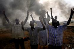 Protesty v Chartúmu