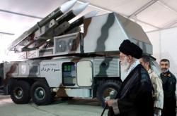 Raketový systém 3 Khordad, kterým měli Íránci sestřelit americký dron