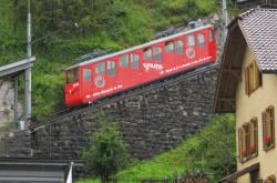 Vůz Pilatusbahn