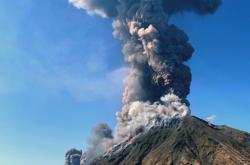 Sopka Stromboli