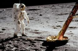 Aldrin u modulu Eagle