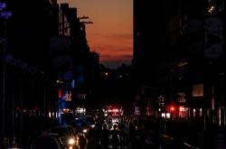 """Pohaslá """"křižovatka světa"""" Times Square v New Yorku"""