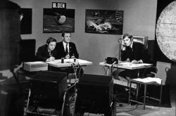 Studio z přistání Apolla 11