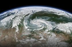 Požáry na Sibiři jsou viditelné i z vesmíru