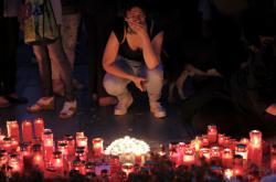 Pieta za zavražděnou rumunskou dívku