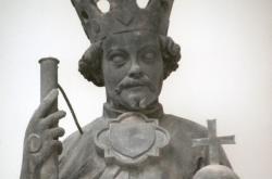 Socha Václava IV.