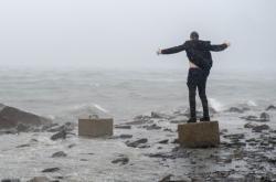 Hurikán Dorian dorazil ke břehům Kanady