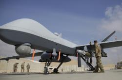 Bezpilotní letoun v Afghánistánu