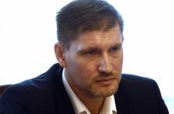 Generální ředitel Českých drah (ČD) Václav Nebeský