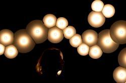 Designblok 2019, osvětlení od společnosti Hagos