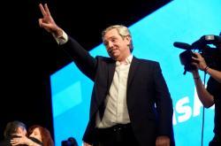 Argentinský prezident Albert Fernández