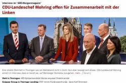 Spiegel o volbách v Durynsku