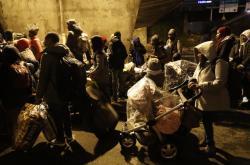 Likvidace uprchlického tábora v Paříži