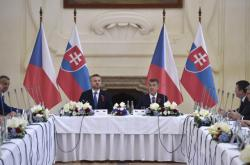 Společné zasedání slovenské a české vlády