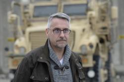 Ministr obrany Lubomír Metnar (za ANO) v Afghánistánu