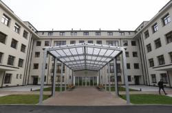 Ústřední vojenská nemocnice v Praze, zrekonstruovaný pavilon B