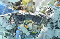 NASA testovala instalaci v bazénu