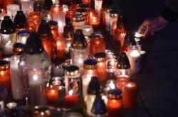 Pieta za oběti ostravské střelby
