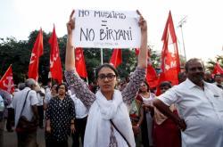 Protest proti indickému zákonu o občanství
