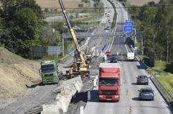 Přestavba silnice I/48