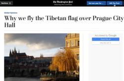 Článek pražského primátora Zdeňka Hřiba v The Washington Post