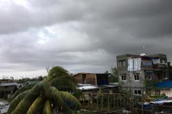 Následky řádění tajfunu Phanfone