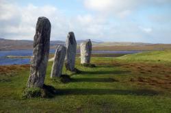 Kamenný kruh Callanish