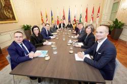 Koaliční jednání mezi ÖVP a Zelenými