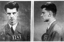 Josef Svoboda jako politický vězeň