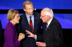 Poslední demokratická debata