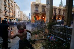 Chaos v Libanonu