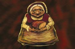 Babička ve vydání s ilustracemi Martina Velíška (2006)