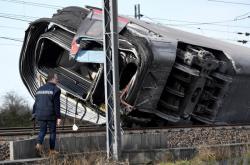 Nehoda vlaku u Milána