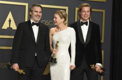 Herci ocenění na 92. cenách Oscar