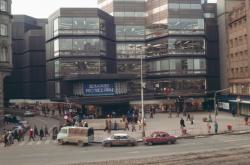Před 45 lety se otevřel pražský obchodní dům Kotva