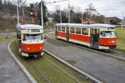 Tramvaje T2