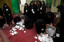Íránci volili parlament