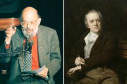 Allen Ginsberg a William Blake