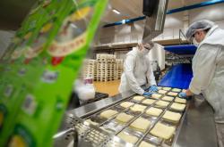 Výroba sýrů v Madetě