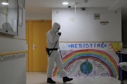 Španělsko bojuje s koronavirem