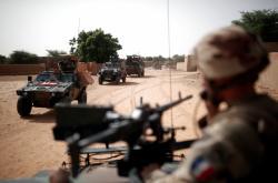 Francouzská armáda v Sahelu