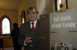 Jan Křen v lednu 2008