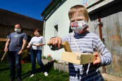 Velikonoční zvyky v době koronavirové pandemie