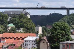 Most Vysočina u Velkého Meziříčí