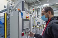 Výrobu nanomateriálu