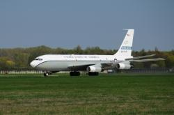 Americký pozorovací letoun Boeing OC-135