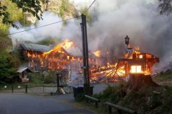 Požár Na Tokáni