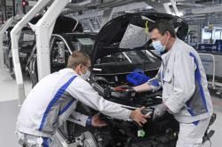 Výroba ve Volkswagenu