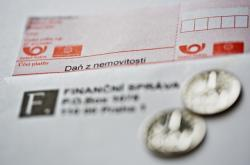 Úhrada daně z nemovitosti
