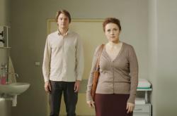 Natáčení filmu Zpráva o záchraně mrtvého